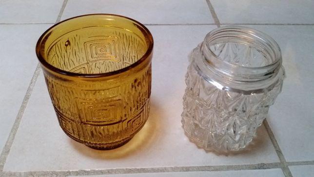 Vidros para velas Vintage!