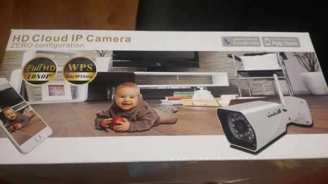 Kamera , full HD, Wi-Fi, mikro sd