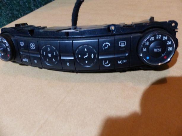 PANEL Sterowania KLIMATYZACJI Mercedes E-KLASA W211 ogrzewania