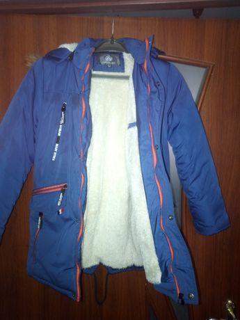 Куртка зимова.