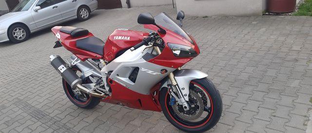 Yamaha r1 2 0 0 2