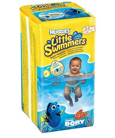 Трусики для плавания Huggies Little Swimmers р.2-3 и р.3-4