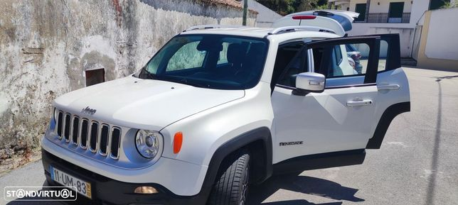 Jeep Renegade 1.6 MJD Limited DCT
