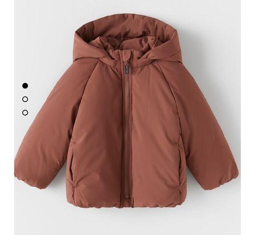 Kurtka zimowa Zara nowa r. 92