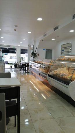 Pastelaria, Padaria,Restaurante com esplanada e fabrico