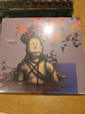 Nowa płyta cd Kasai Equals