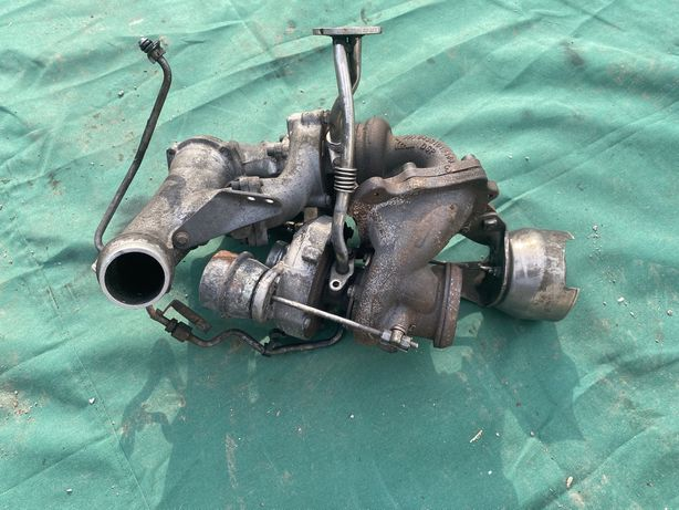 Турбина турбіна 2.2 651 Bi-turbo  Mercedes Sprinter 906