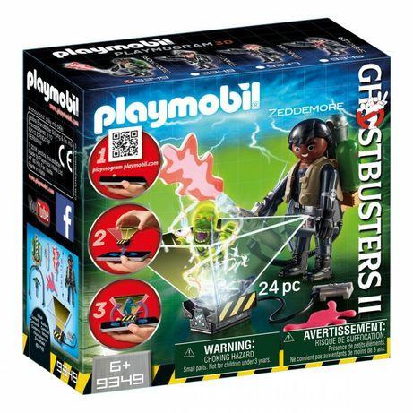 Конструктор Playmobil Охотники за привидениями