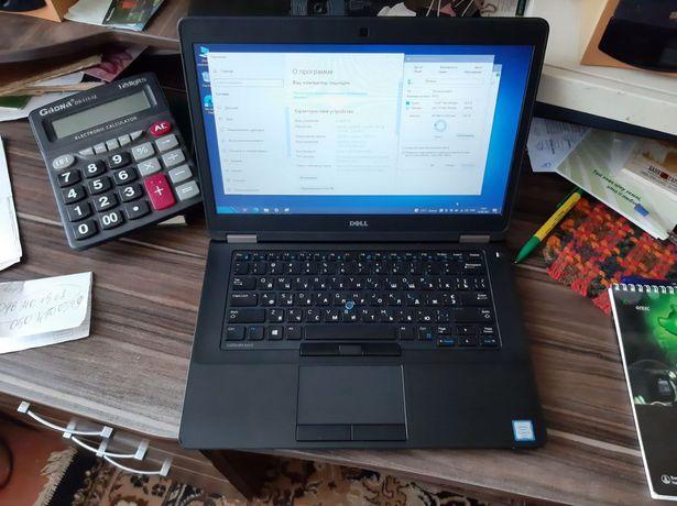 Dell  E 5470 I3-6100U, 8gb,256ssd