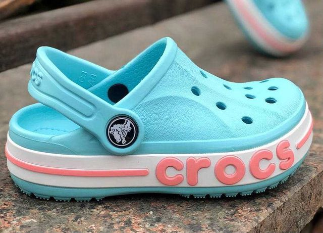 Акция! Детские Крокси Кроксы Crocs Bayband kids 22-34размер