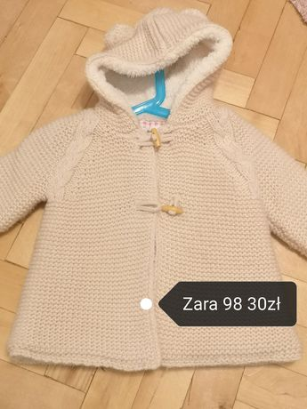 Sweter Zara ocieplany