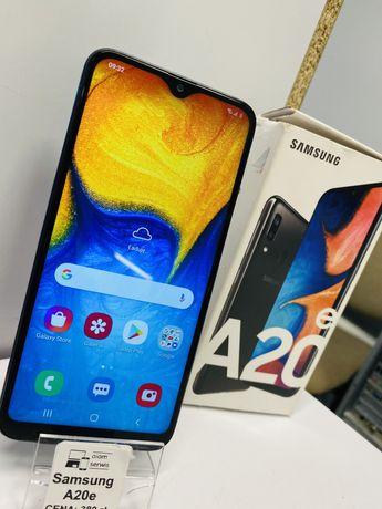 Samsung Galaxy A20e Niebieski Piekny stan / Folia / GWARANCJA