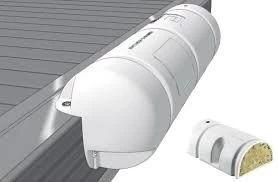 Defensa cais Bumper® ¾ Mod. Standard Branca 25 Ø X 90 Cm