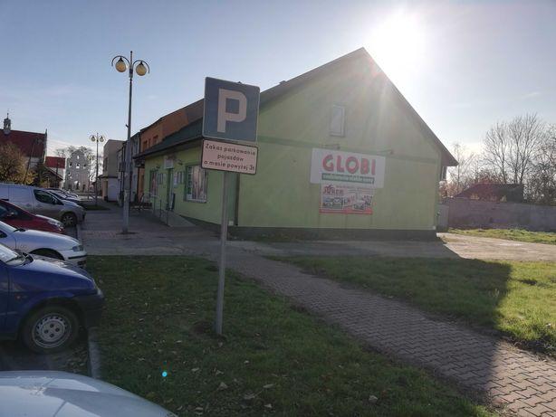 Wynajmę działkę w centrum Opatowca.