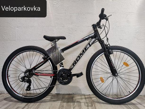 Новий велосипед! Romet RAMBLER 26