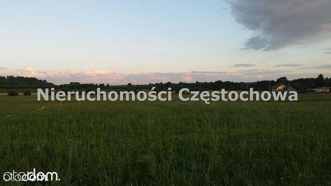 Duża działka budowlano rolna w gminie Wręczyca