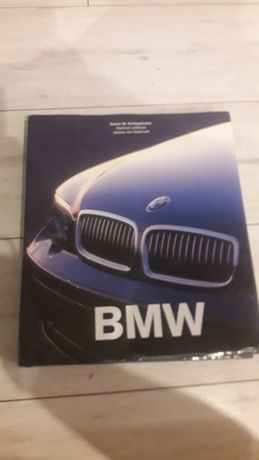 Książka BMW album
