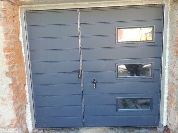 Brama garażowa . bramy pod wymiar , automaty do bram