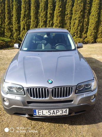 Sprzedam BMW X3 e83 diesel 2,0 xdrive rok 2009