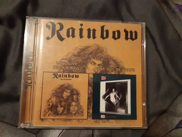 Rainbow - Long Live Rock N' Roll / Bent Out Of Shape CD Deep Purple