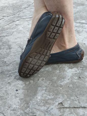 Туфлі шкіряні чоловічі