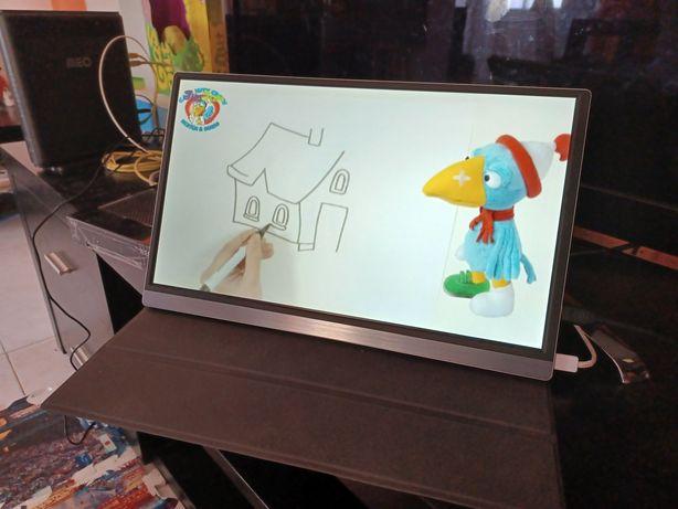 Monitor LCD asm 156 com garantia