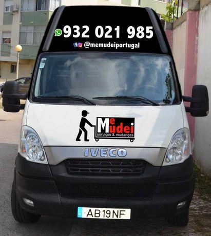 MeMudei - Fazemos transportes, Mudanças e Pequenos Serviços