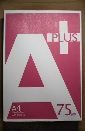 """Бумага Офисная """"A Plus"""" А4 75 г/м2"""