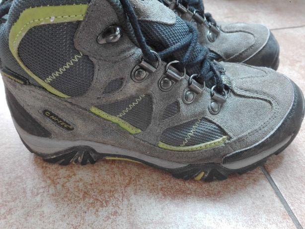 Buty chłopięce rozm.33 trekingowe  Hi -Tek