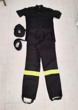 Mundur strażacki
