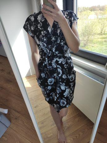 Rozmiar S sukienka kwiaty
