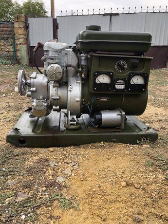 Военный генератор