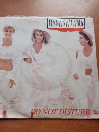 BANANARAMA - SINGLE viníl disco