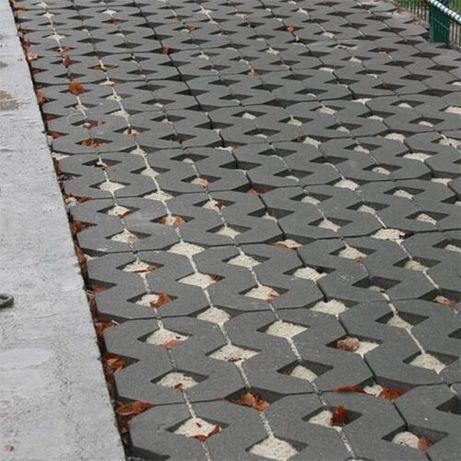 Тротуарная плитка, Парковочная решетка, скидка до -35%