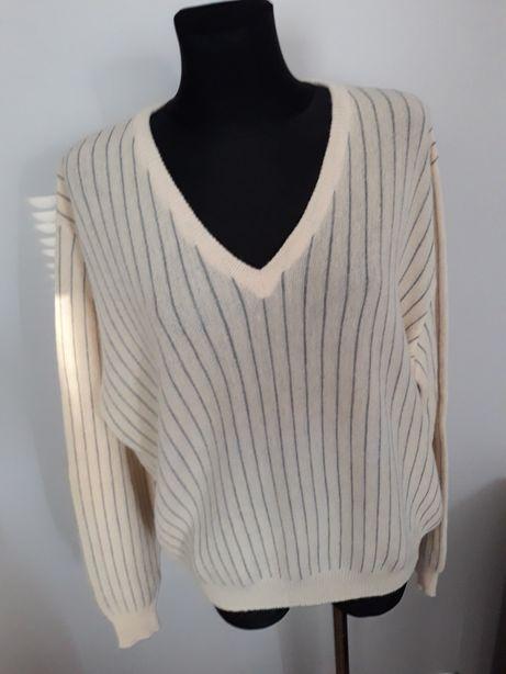 ALPACA Superior Sweter damski wełna alpaka rozm.XL/XXL. OKAZJA!!!