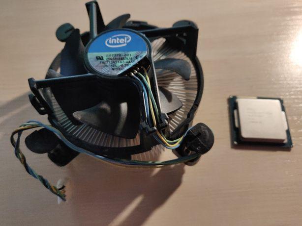 Procesor Intel Core i5-4440 + chłodzenie