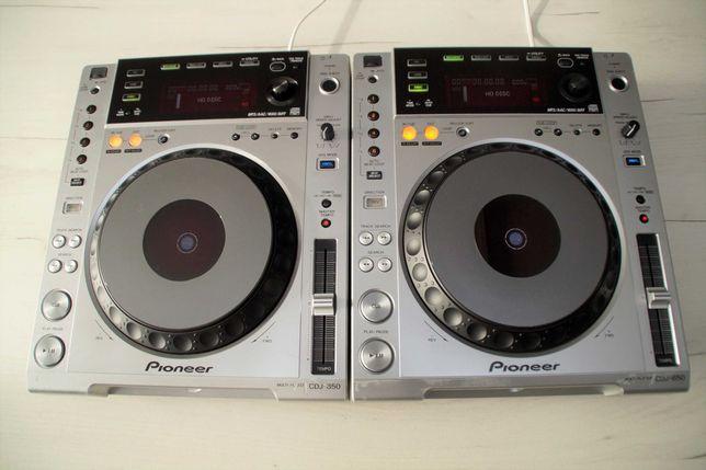 2 x Pioneer CDJ 850 Gwarancja Skup Zamiana DJM 350/400/600/700/750/800
