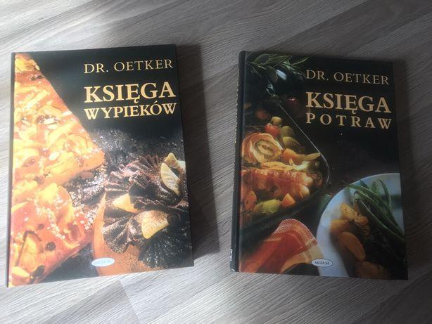 Ksiega potraw wypiekow dr. Oetker