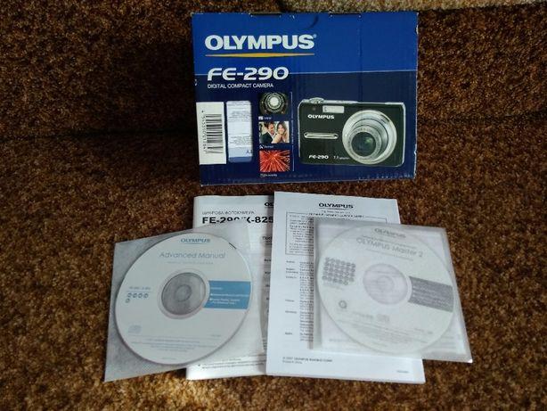 Цифровой фотоаппарат, Olympus FE-290.