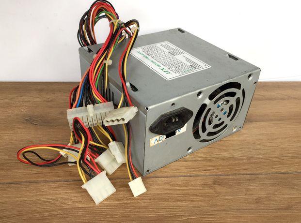 Блок питания Switching Power Supply ATX 300W 20 pin Molex на детали