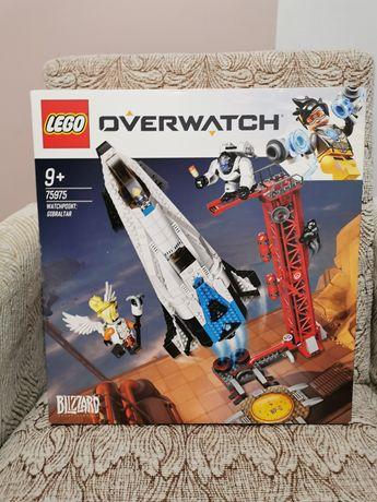 Overwatch lego 9+ rakieta kosmos 75975 Gibraltar nowe