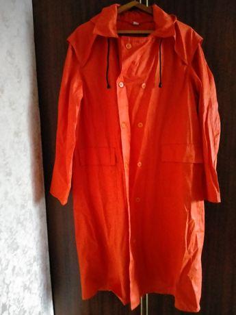 Продам  плащ с капюшоном ( рабочая одежда)