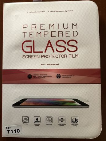 Pelicula Proteção Vidro Temperado Tablet Samsung T 110