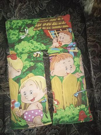 Подушка-грелка от коликов