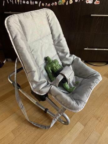 Крісло качалка шезлонг кресло детское