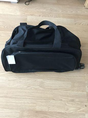 Torba podróżna na kółkach mała, walizka bagaż