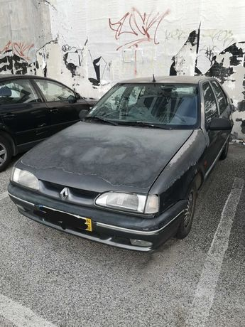 Renault 19 1.2 Inspeção e IUC até 02/2022