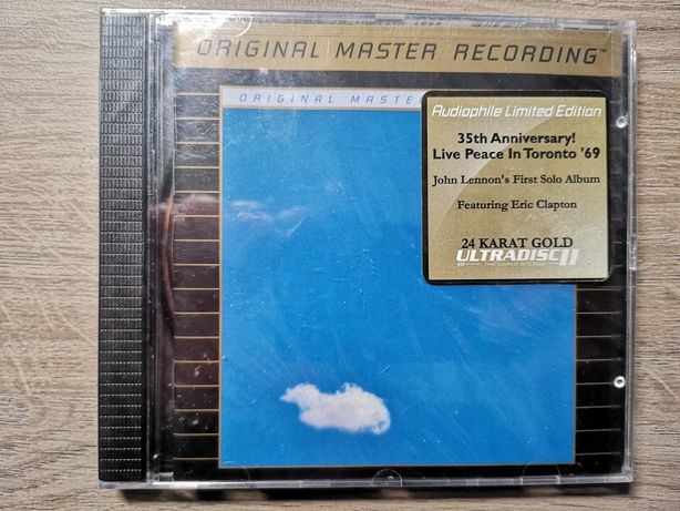 The Plastic Ono Band – Live Peace In Toronto 1969 Limiteed Edition CD
