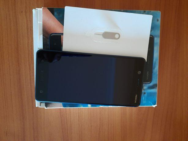 Nokia 5 Dual Sim oferta 2 Capas e 3 Protetor de ecrã
