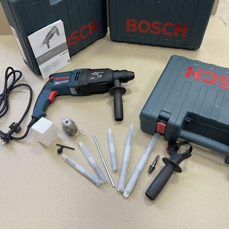 Сетевой перфоратор Bosch 226 на 800 Ватт в защитном кейсе